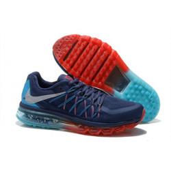 Nike Air Max 2015 темно синий